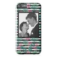 Designs Direct Pink Palm Stripes iPhone® 6 Plus Case