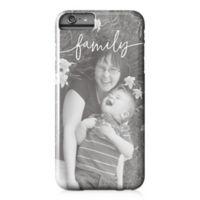 Designs Direct Family Script iPhone® 6 Plus Case