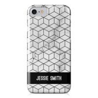 Designs Direct Black Box Marble iPhone® 8 Case