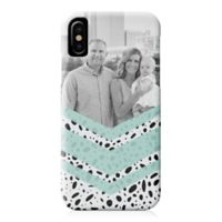 Designs Direct Dalmatian Mint iPhone® X Case