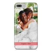 Designs Direct Marble Photo iPhone® 7 Plus Case