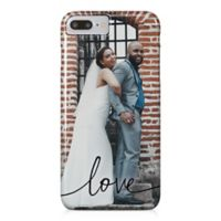 "Designs Direct Script ""Love"" iPhone® 8 Plus Case"
