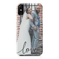 """Designs Direct Script """"Love"""" iPhone® X Case"""