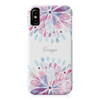 Designs Direct Watercolor Medallion iPhone® X Case