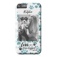 "Designs Direct ""Love is a Four Legged Word"" iPhone® 6 Plus Case"