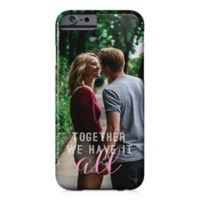 """Designs Direct """"Together We Have It All"""" iPhone® 6/6S Case"""