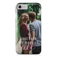"""Designs Direct """"Together We Have It All"""" iPhone® 8 Case"""