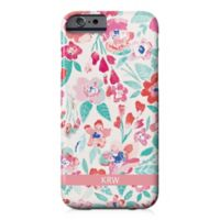 Designs Direct Coral Patchy Flowers iPhone® 6/6S Case