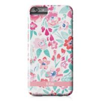 Designs Direct Coral Patchy Flowers iPhone® 6 Plus Case
