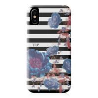 Designs Direct Floral Stripe iPhone® X Case