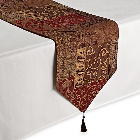 Croscill 174 Galleria Table Runner Bed Bath Amp Beyond