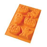 Lékué Silicone 6 Halloween Shapes Mold