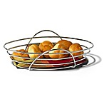 Spectrum™ St. Louis Metal Bread Basket in Chrome
