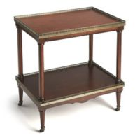 Butler Specialty Company Beacon Side Table in Plantation Cherry