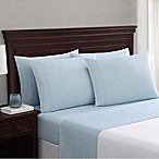 Truly Soft Everyday Cotton Blend 6-Piece King Sheet Set in Light Blue