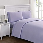 Truly Soft Everyday Solid Jersey Knit Full Sheet Set in Lavender
