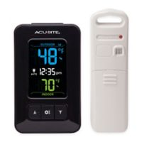 AcuRite® Wireless Thermometer with Reverse Color Display