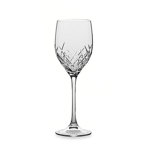 Vera wang wedgwood duchesse encore 14 ounce wine glass bed bath beyond - Vera wang duchesse wine glasses ...