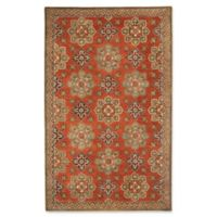 Capel Rugs Biltmore Yates 5' x 8' Area Rug in Chestnut