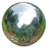 Rome Industries® 6-Inch Gazing Ball in Stainless Steel