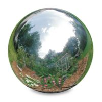 Rome Industries® 8-Inch Gazing Ball in Stainless Steel