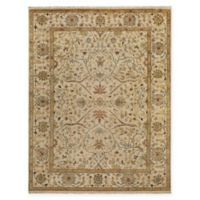 Capel Rugs Brandon 7'6 x 9'6 Area Rug in Yellow/Beige