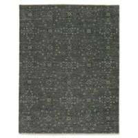 Capel Rugs® Heavenly 9' x 12' Hand Knotted Area Rug in Dark Grey