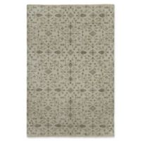 Capel Rugs® Heavenly 9' x 12' Hand Knotted Area Rug in Grey