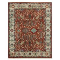 Capel Rugs Biltmore Heritage Shiraz Hand-Knotted 3'6 x 5'6 Rug in Red