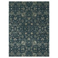 Loloi Rugs Journey Center Medallion 12' x 15' Area Rug in Navy/Beige