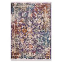 Safavieh Sutton 5' x 7' Ariel Rug in Lavender