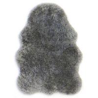 Dynamic Rugs Super Soft 5' x 7' Area Rug in Soft Grey