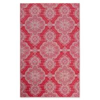 Mohawk Home® Isabella 5' x 8' Area Rug in Pink