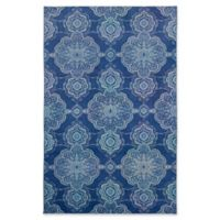 Mohawk Home® Isabella 5' x 8' Area Rug in Blue