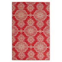 Mohawk Home® Isabella 5' x 8' Area Rug in Crimson
