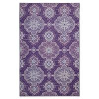 Mohawk Home® Isabella 8' x 10' Area Rug in Purple