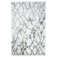 Dynamic Rugs West Side Loft 5' x 8' Area Rug in Ivory/Beige