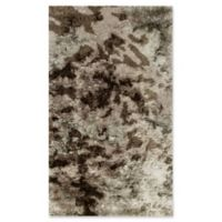 Dynamic Rugs Downtown Loft 3' x 5' Area Rug in Silver/Grey