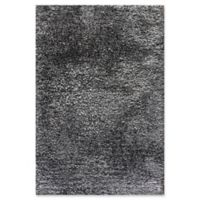 Dynamic Rugs Forte Hand-Tufted 5' x 8' Area Rug in Black/White
