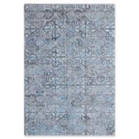 Dynamic Rugs Posh Morocco 8' x 11' Area Rug in Grey/ Blue