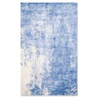 Safavieh Mirage 6' x 9' Clyde Rug in Dark Blue