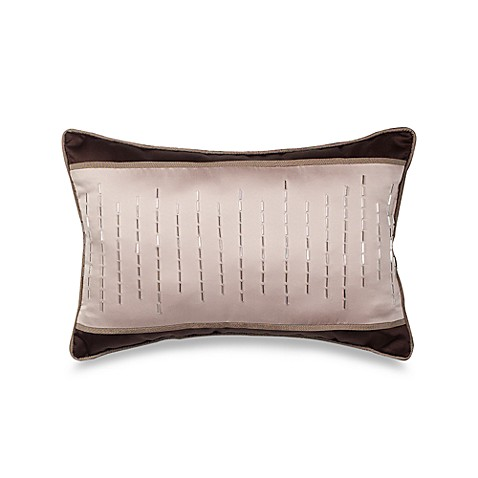 Manor Hill® Lark Brown Breakfast Pillow