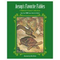 """Aesop's Favorite Fables"" Illustrated Milo Winter"