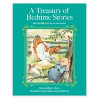 """""""A Treasury of Bedtime Stories"""" Board Book"""