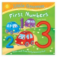 """""""Little Groovers First Numbers"""" by Angie Hewitt"""