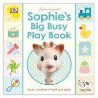 """Sophie la girafe®: Sophie's Big Busy Play Book"""