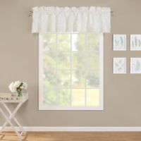 Laura Ashley® Adelina Valance in White