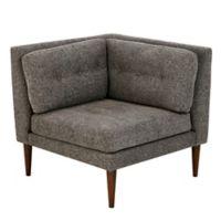 INK+IVY® Auburn Corner Lounge in Grey