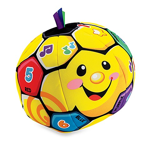 Fisher Price Lil Sing In 39 Soccer Ball Buybuy Baby