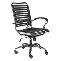 Euro Style® Bungie Office Chair in Black